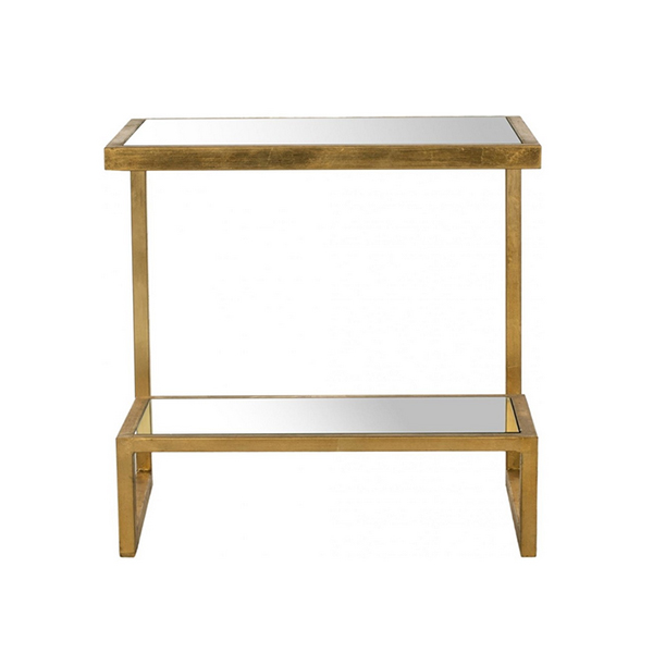 CT-199 Wall Mounted Corner End Table Villa Use