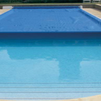 Pvc Tarpaulin Swimming Pool Cover Made