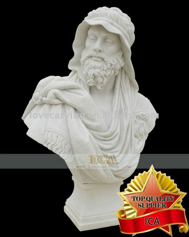 human marble bust sculpture for sale