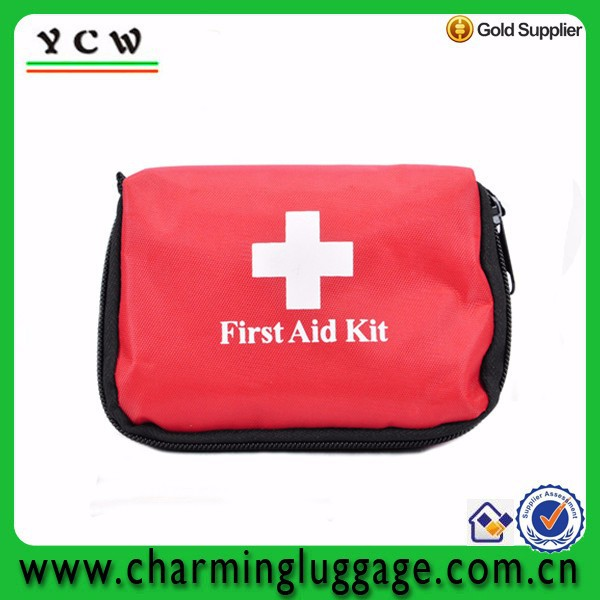 Emergency medical bag home outdoor survival car first aid kit