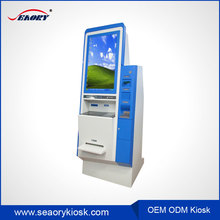 Customized Self-Service Mobile Machine Medical Use