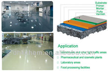 High performance Epoxy floor paint system