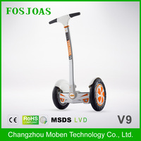 2016 Two wheel auto-balancing high speed push electric think scooter /electric stand up scooters electric balance scooter