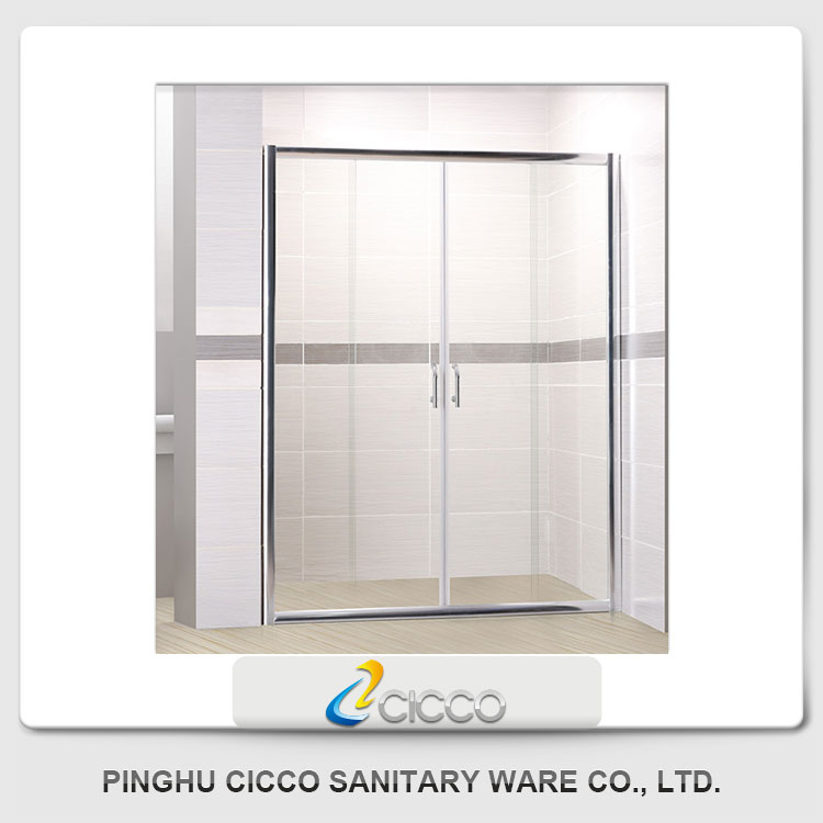 Modern design Sliding Glass Shower Cabin 658
