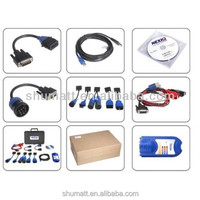 New version Auto truck Scan Tool NEXIQ 125032 USB Link with full set Software suitable for cum mins VOLVO CAT