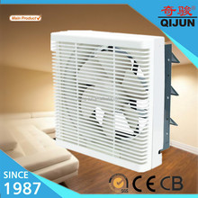 Kitchen exhaust fan price/high quality plastic ventilating fan with grill