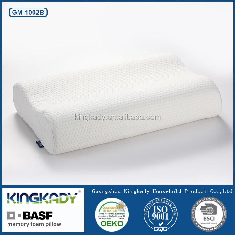 Bright light memory foam bamboo body pillow