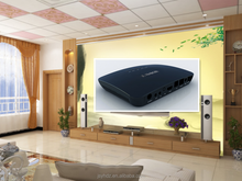 YINHE DVB-S2 Android 4.0 Smart Tv Box Truman Satellite Receivers