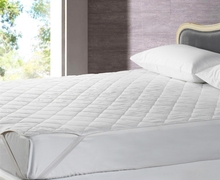 Wholesale Quilted Waterproof Hospital Mattress Protector/Topper