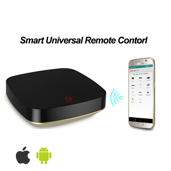 Phone remote control Wifi smart home central