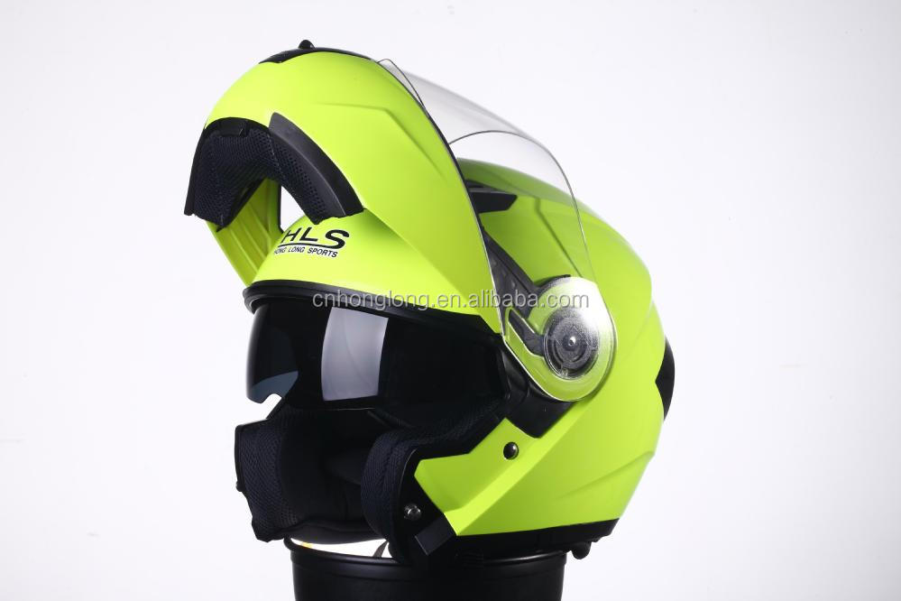 Motorcycle Flip up helmet with Sun Visor,DP997