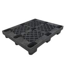 Euro Hdpe One Way Disposable Hdpe Plastic Pallet for sale
