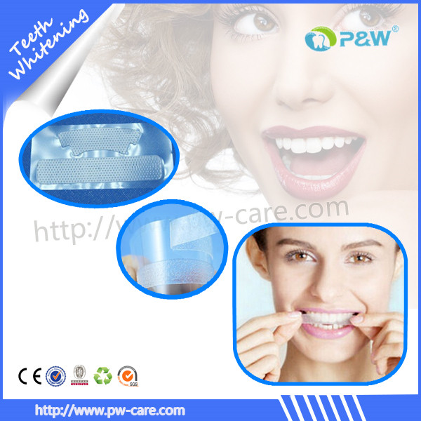 rapid white teeth whitening strips ce,better than toothpaste