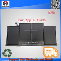 "55WH 7.3V A1495 For Apple original Laptop Battery For Macbook pro 13"" battery MC504 A1369 A1466"