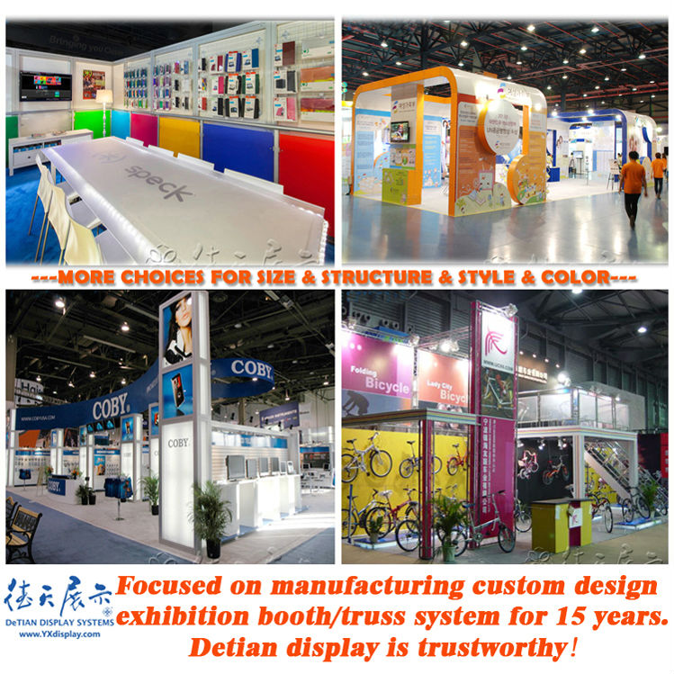 Exhibition Booth For Sale : Advertising display exhibition photo booth for