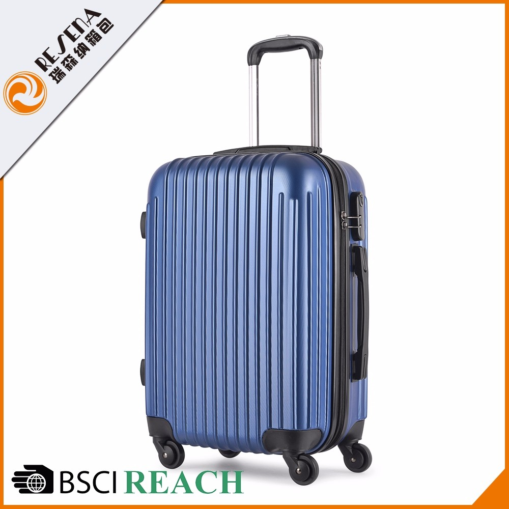 Specializing In The Production Customized Logo ABS code lock suitcase large size