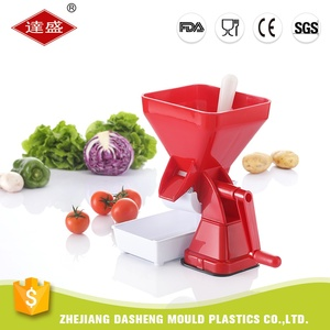 Top manufacturer best price mini mill plastic manual tomato press