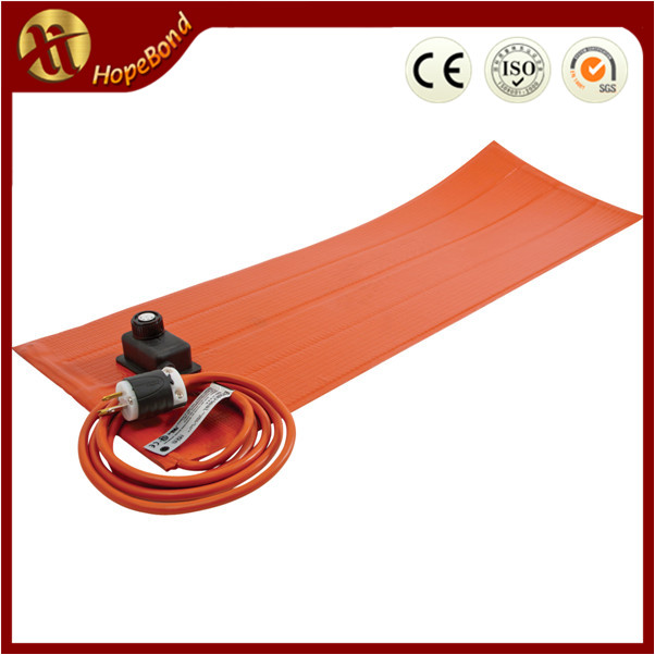 silicone rubber heater electric heater electrical outdoor heat mat