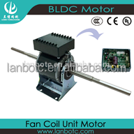 Reliable and Cheap speedless EC fan coil motor for replacement