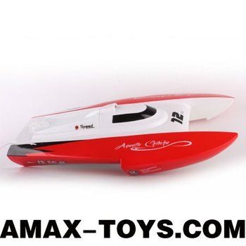 rs-593352 electric rc boat 3-ch high speed rc racing boat