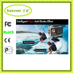"New Real Ultra 4K WIFI Action Camera 30m Waterproof 3840*2160P 24FPS Full HD 2.0"" LCD Sport extreme camera Video mini Cam"