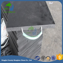High quality hdpe uhmwpe outrigger pad, rigid plastic sheets