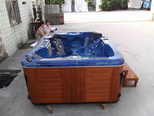 gazebo wooden hot tub