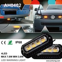 Max 7.6W Min 3.8W Led Warning Light battery operated work light work light komatsu