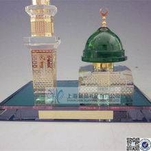 crystal perfume bottle Al Masjid model