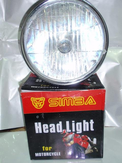 HEAD LIGHT BOXER