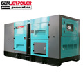 Big emergency power station standby generator 500kva 400kw stamford diesel generator with silent canopy