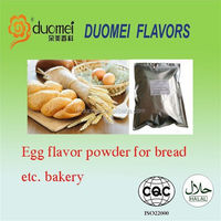 Egg flavor powder for bread, biscuit etc. bakery