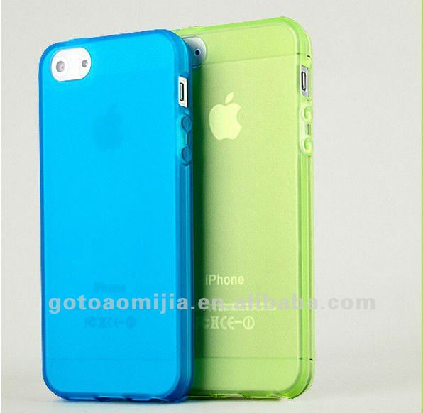 TPU case for iphone5