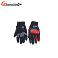 Motorcycle Gloves black and white motorcycle gloves leather