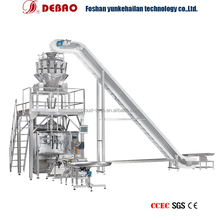 Grain packing machine, grain granule packaging machine