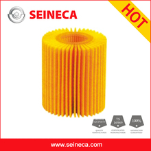 Good quality auto engine oil filter element 04152-31080 0415231080
