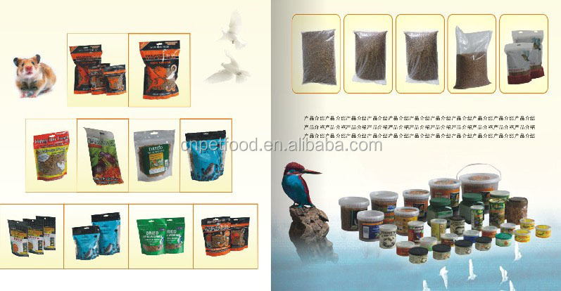 parrot mixed food of bird food for birds canary high protein bird food