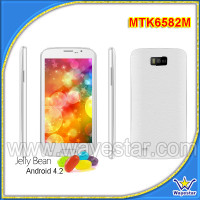 5inch smart phone mtk6582M moviles android quad core