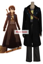 Rose-team Fantasia Anime Made Sword Art Online Kirito The 1st Cosplay Costume