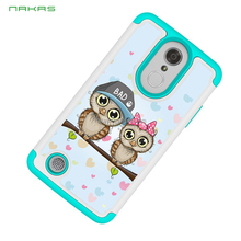 Customized waterproof combo mobile cell phone accecessories case for lg