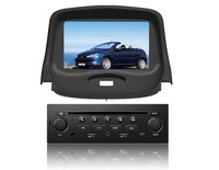 ugode touch screen car stereo 2 din for Peugeot 206