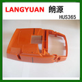 3.4kw 65.1cc HUS365 chainsaw spare parts air filter cover