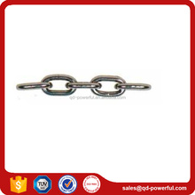 Electro Galvanized Welded Chain DIN763 Long Link Chain Hot Sale