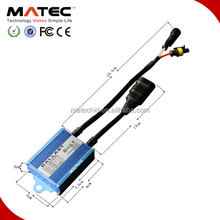 Hotsale high quality fast bright HID 35W 12V G4 mini ballast hid kit with 12 months warranty