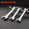 8PCS/10PCS/12PCS Carbon Steel Cloth bag Double Open End Wrench Spanner Set