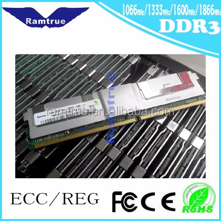 New Ramtrue DDR3 server 16G 1600 RECC RAMs
