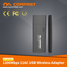 COMFAST CF-912AC Custom Made Long Range 1200M Dual Band Wireless USB Adapter /WIFI USB Dongle/Wireless Network Card