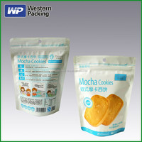 heat seal food grade plastic bags for cookies