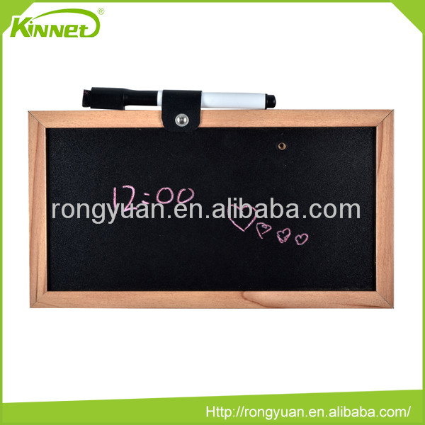 Wholesale from china good quality wooden frame mini blackboard easel