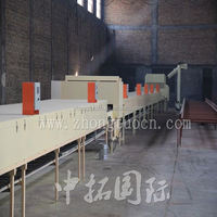 factory Colorful stone-coated metal roofing tile production line for building material